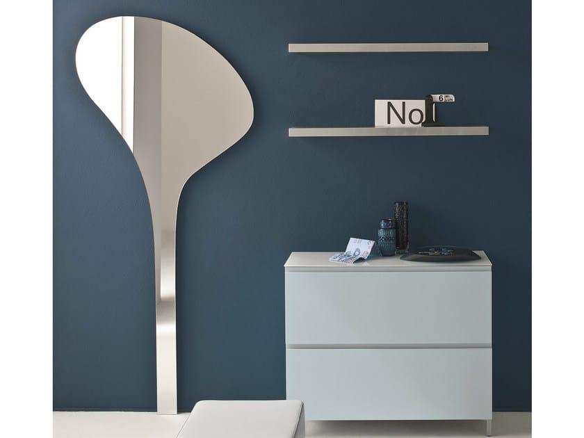 Freestanding hall mirror JAZZ | Freestanding mirror by Birex