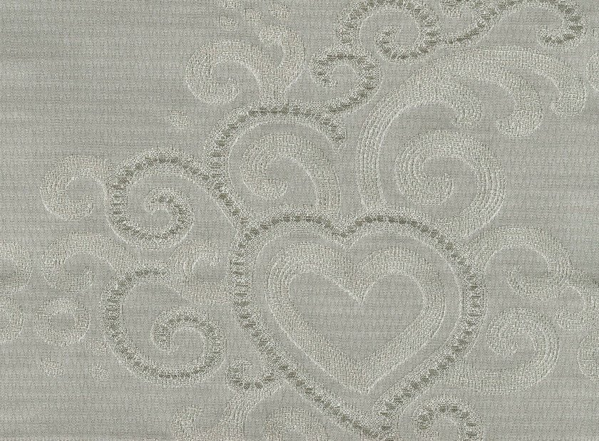Cotton fabric with graphic pattern SOVRANO by KOHRO