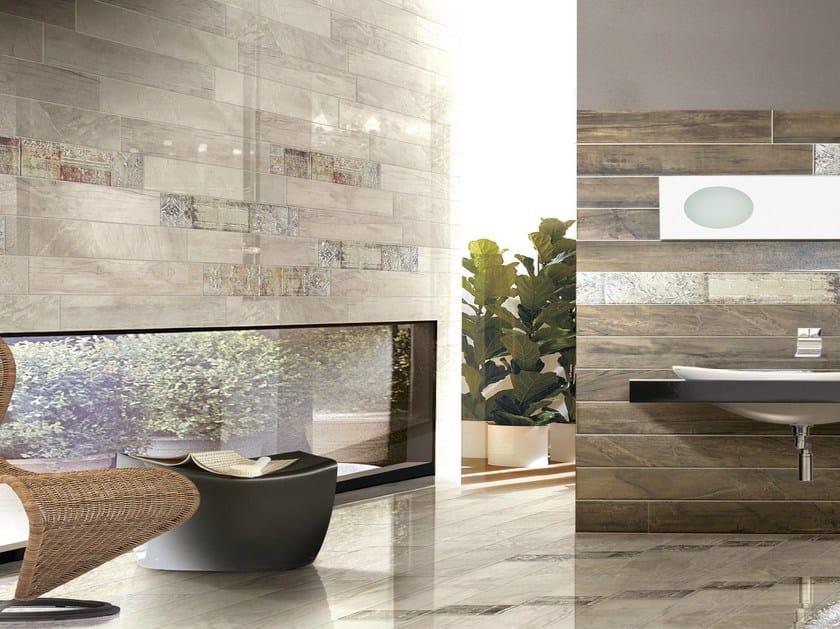 Porcelain stoneware wall tiles / flooring INFINITY SHIRAZ by CERAMICHE BRENNERO