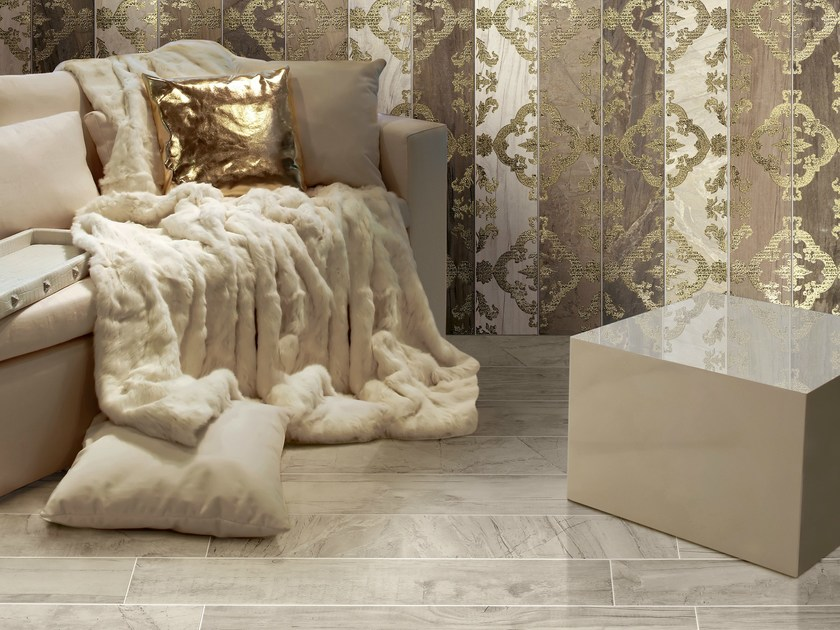 Porcelain stoneware wall tiles / flooring INFINITY CLASS by CERAMICHE BRENNERO
