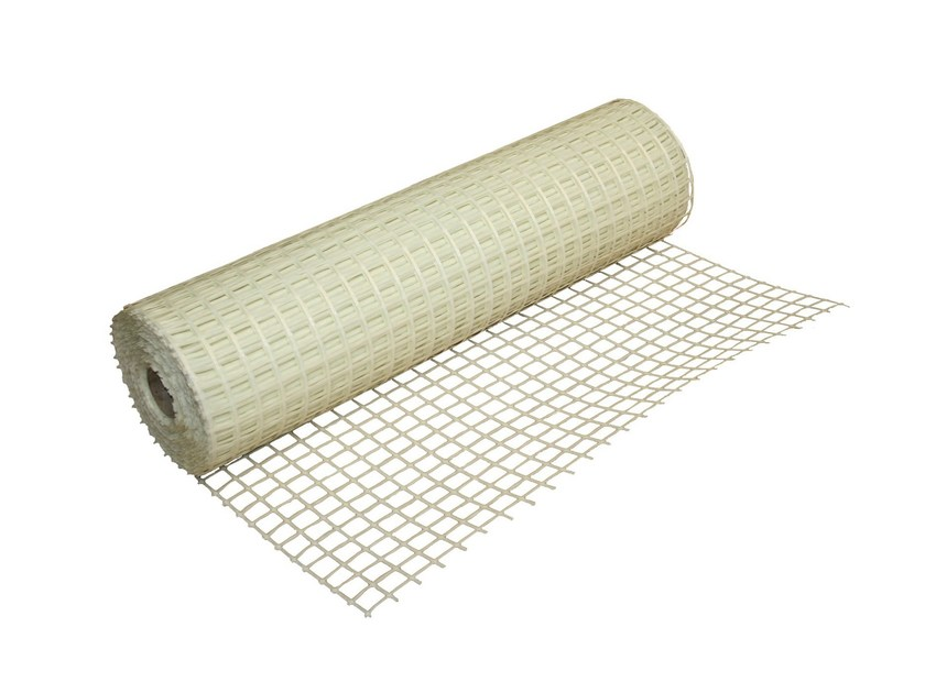 Mesh and reinforcement for plaster and skimming FASSANET ARG 40 by FASSA