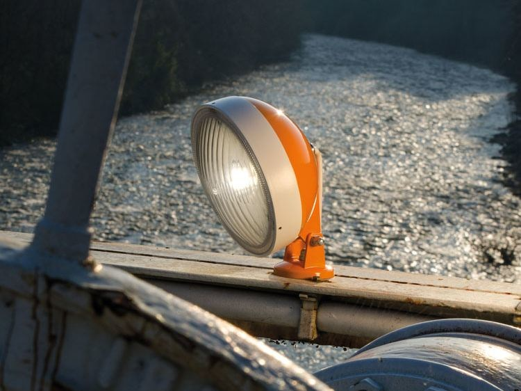 LED adjustable polycarbonate Floor lamp QUID | Adjustable Floor lamp by Lombardo