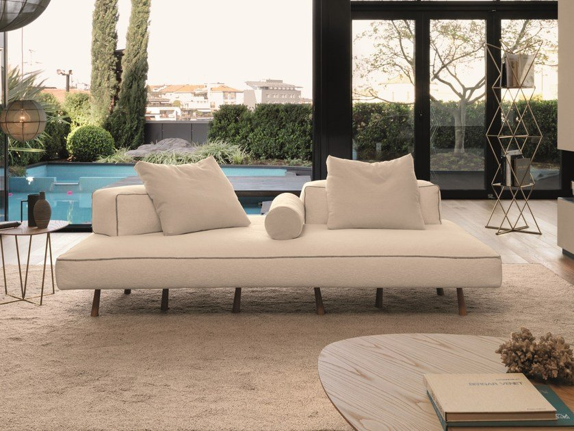 3 seater fabric sofa ENDOR by Désirée divani