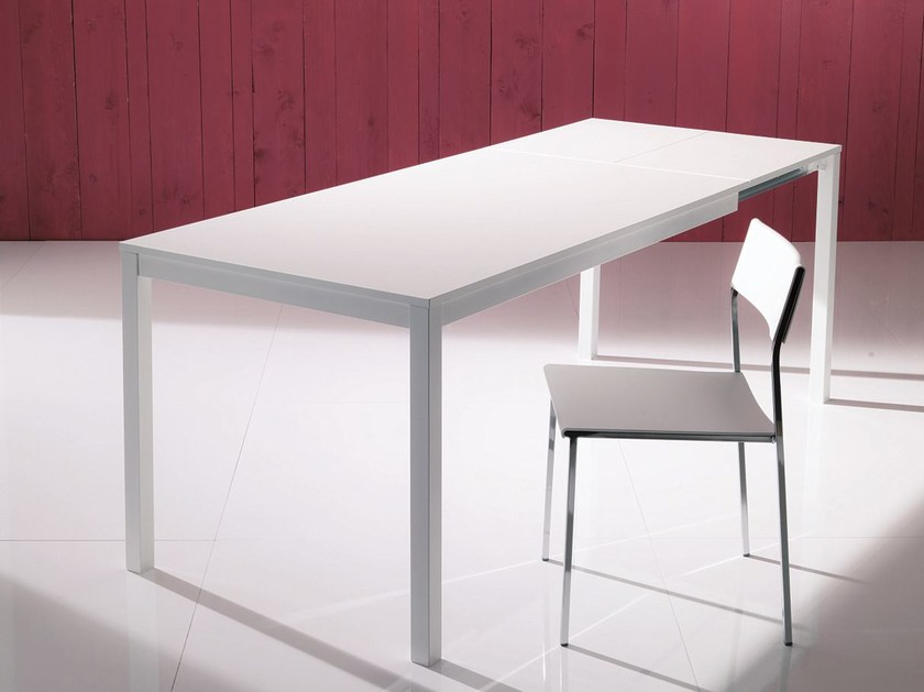 Rectangular dining table MAGO | Extending table by Bontempi