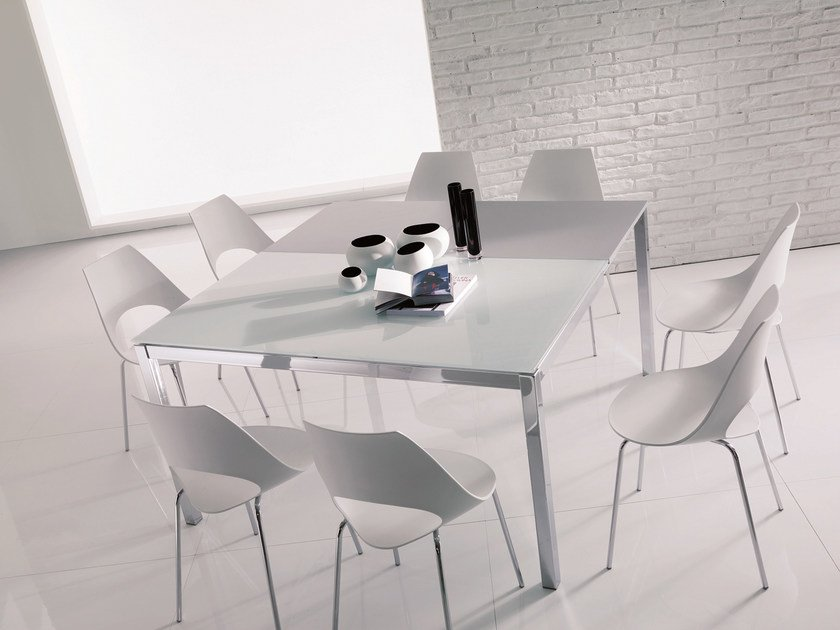 Extending dining table MAGO PLUS by Bontempi