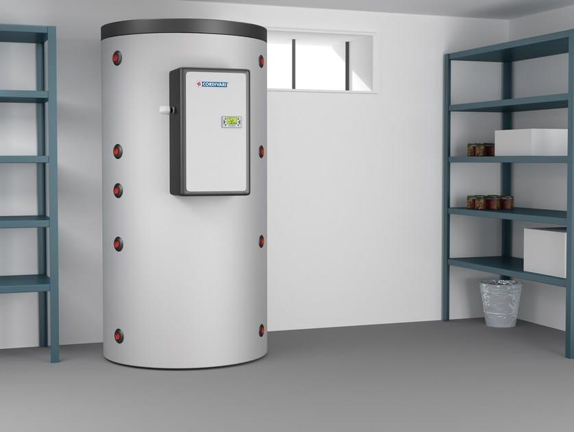 Boiler for solar heating system PUFFERMAS CTS® by CORDIVARI