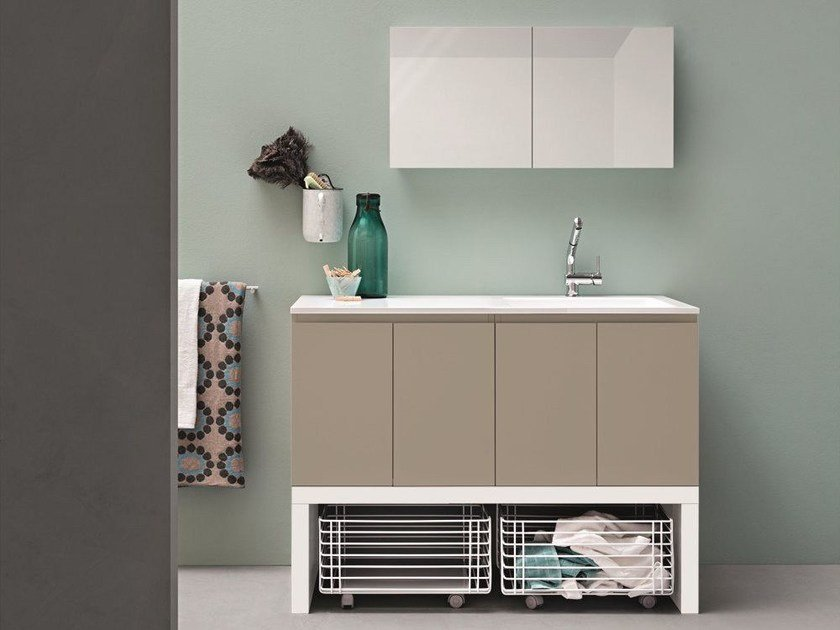 ACQUA E SAPONE | Specchio per bagno