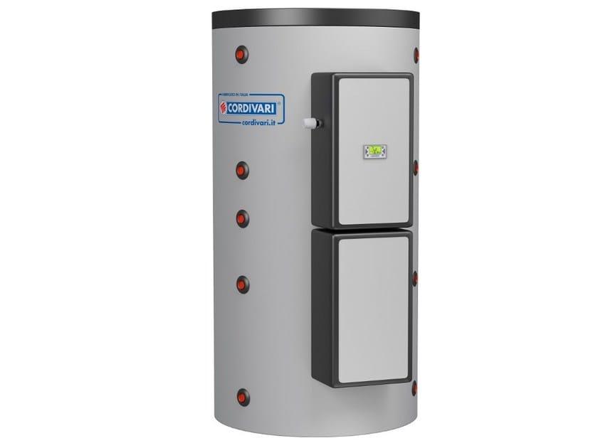Boiler for solar heating system PUFFERMAS 2 POWER® by CORDIVARI