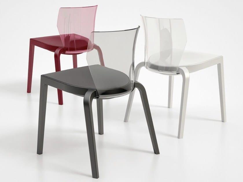 Stackable chair BI by Infiniti