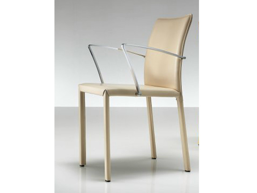 Chair with armrests OG102081 | Chair by Officine Gullo