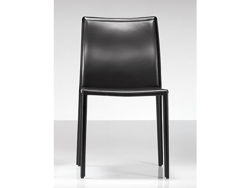 Leather chair OG102294 | Chair by Officine Gullo