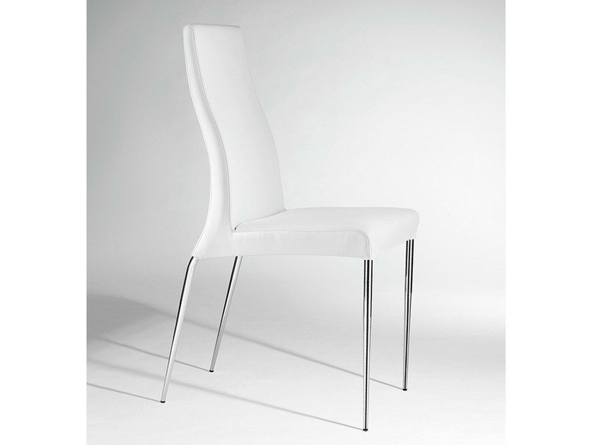 Leather chair OG101197 | Chair by Officine Gullo