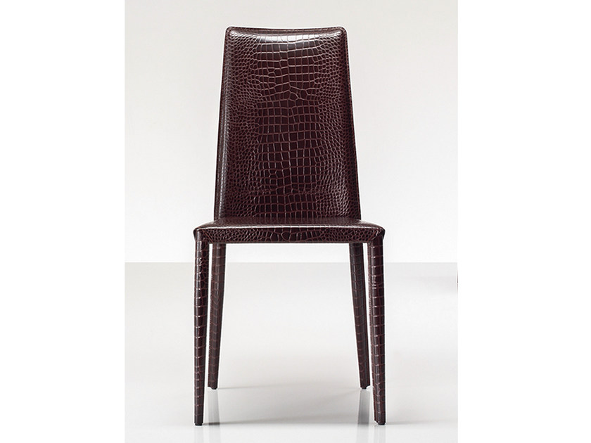 Leather chair OG102270 | Chair by Officine Gullo