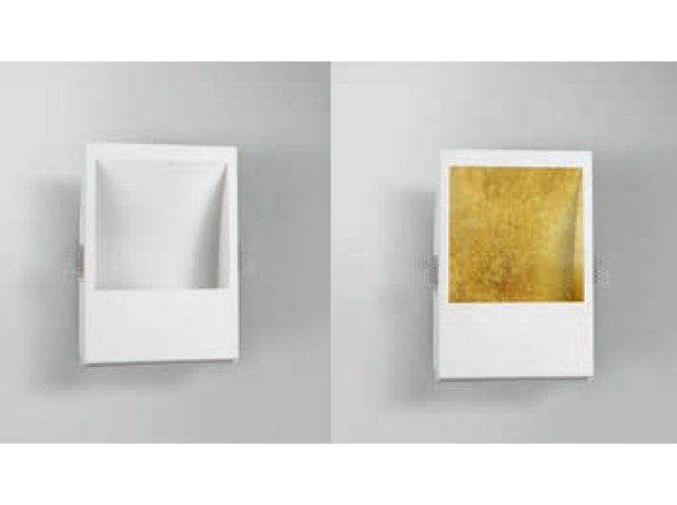 LED recessed gypsum wall lamp XGQ1210 LED by PANZERI