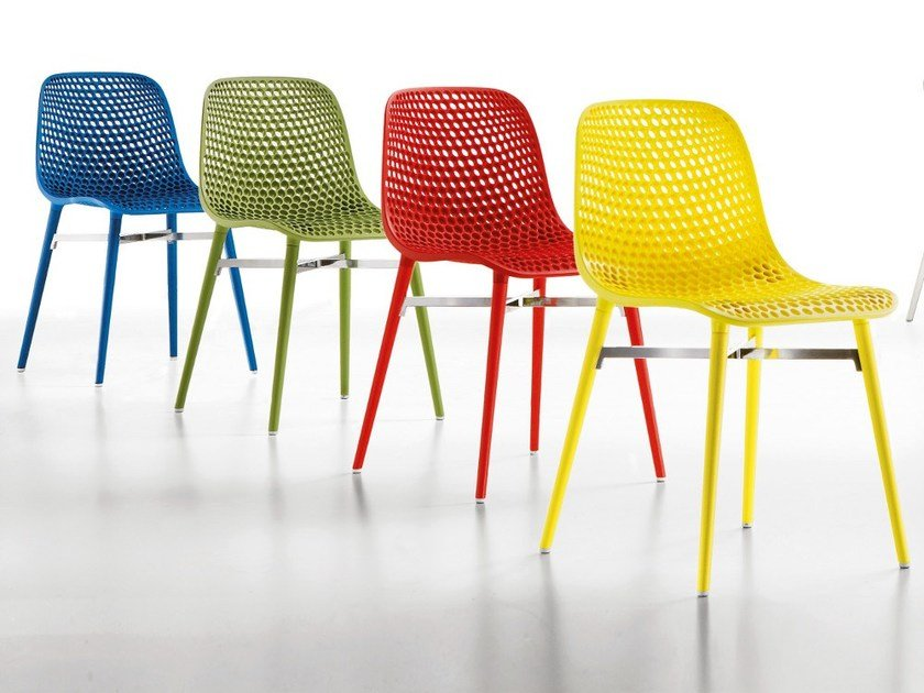 ABS chair NEXT | Waiting room chair by Infiniti