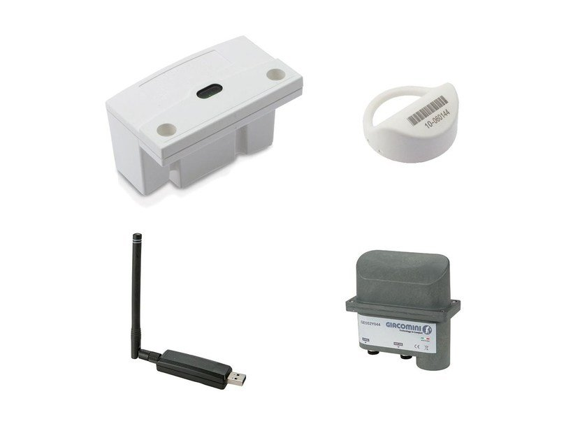 Wireless system for data centralization GE552-W by Giacomini