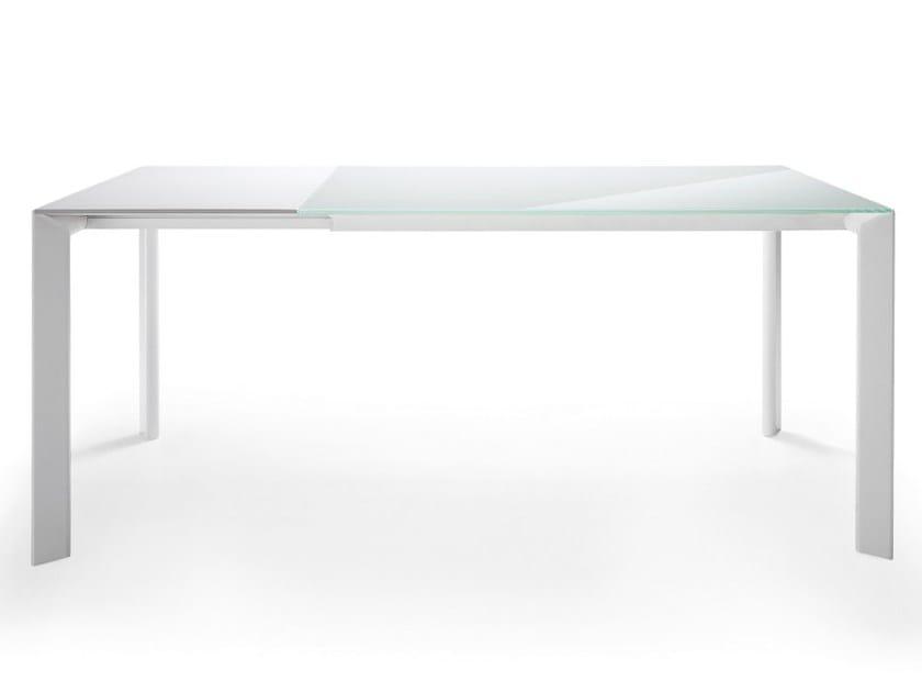 Extending rectangular table POINTBREAK by Infiniti