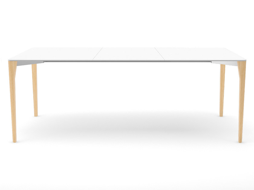 Rectangular table PORTA VENEZIA | Rectangular table by Infiniti