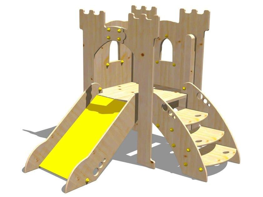 Play structure TORRE LANCILLOTTO by Legnolandia