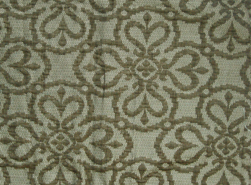 Cotton fabric with floral pattern NOTRE DAME BELLS 2 by KOHRO