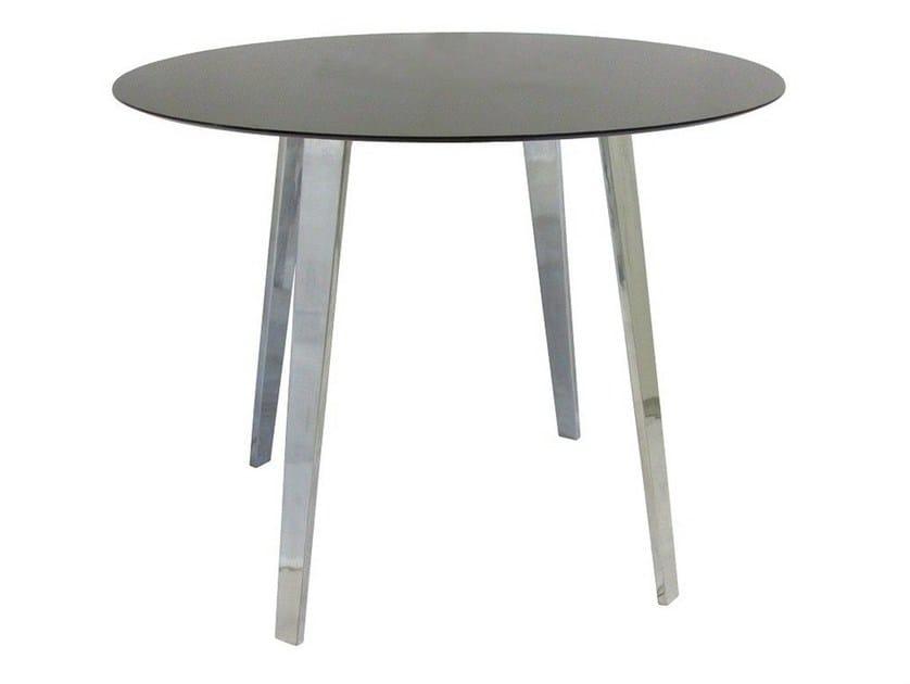Aluminium contract table NORDICO-4 by Vela Arredamenti