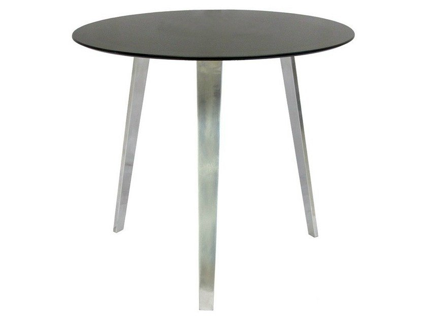 Aluminium contract table NORDICO-3 by Vela Arredamenti