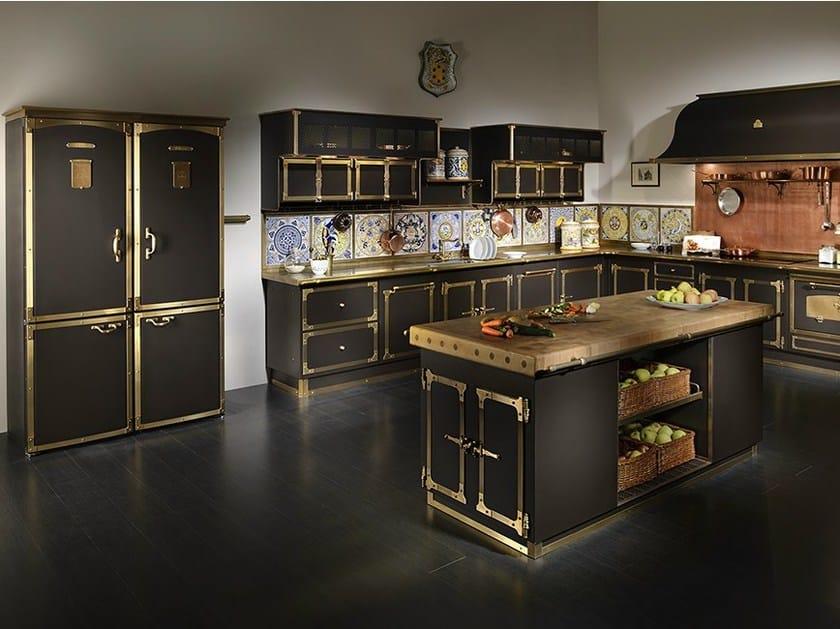 Cucina su misura medici palace by officine gullo - Officine gullo cucine prezzi ...