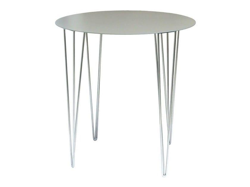 Steel contract table TRIO-4-ITR by Vela Arredamenti