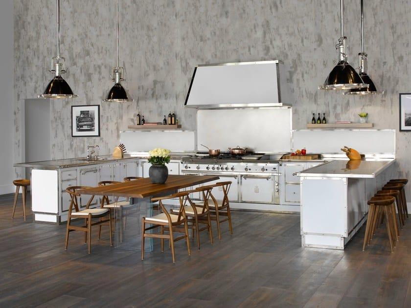Custom kitchen PALM BEACH PALACE by Officine Gullo