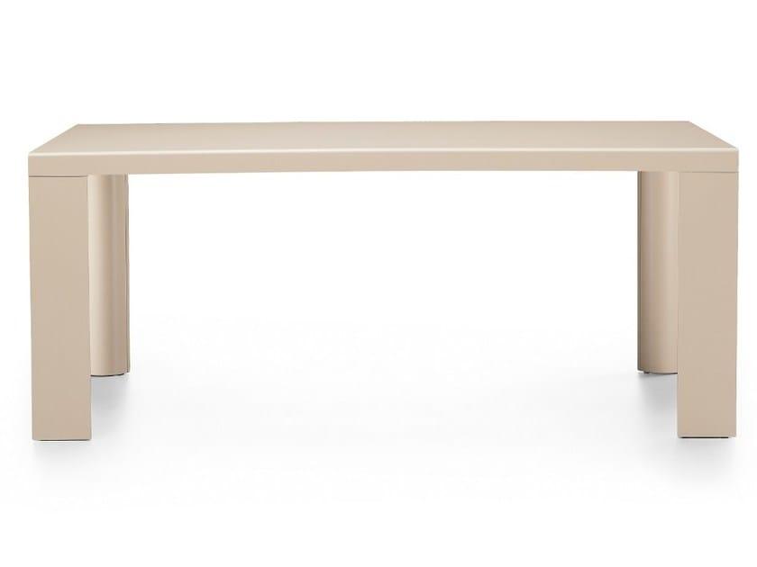 Extending rectangular table TRENDSETTER by Infiniti