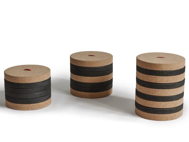 Cork Kids stool TORONTO by Made Design