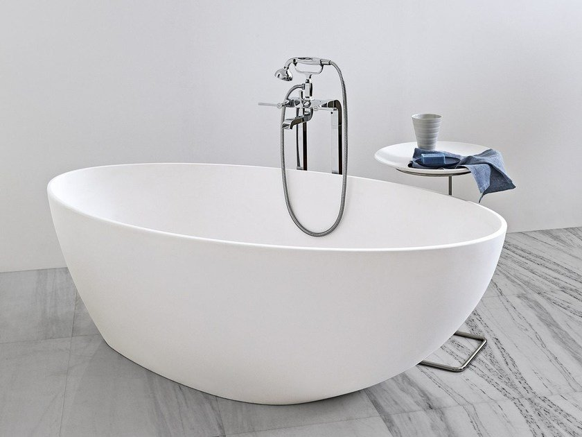 Vasche Da Bagno Zucchetti : Vasca da bagno centro stanza muse by kos by zucchetti