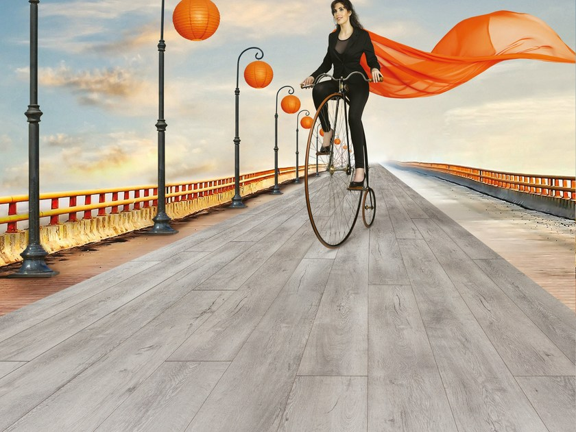 HPL flooring with wood effect BERRYALLOC - GRAND AVENUE by Woodco