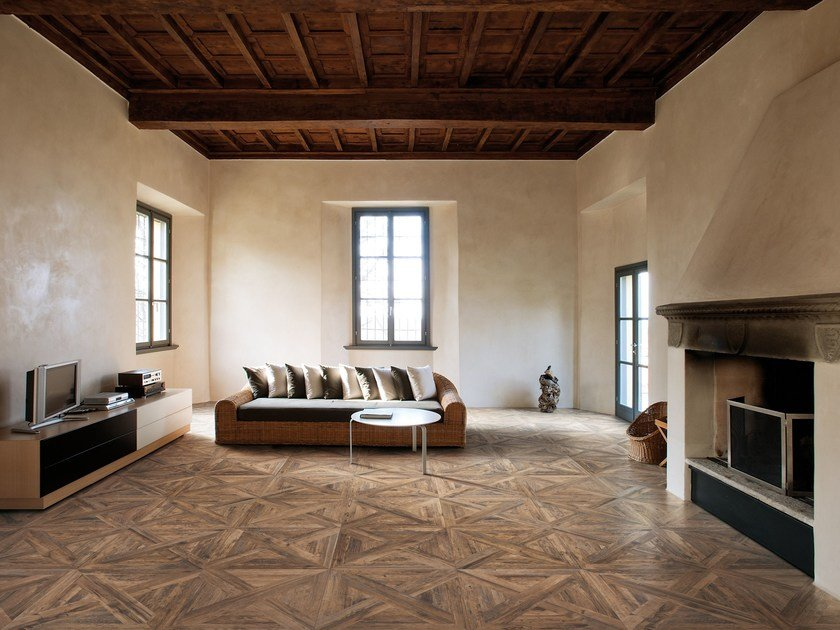 Flooring with wood effect BAITA by Ceramiche Refin