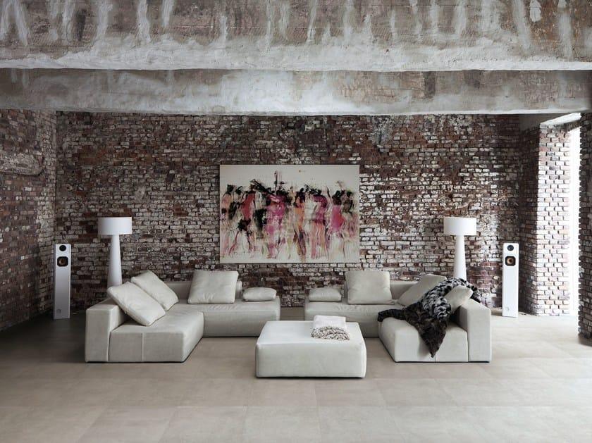 Flooring BRICKLANE by Ceramiche Refin