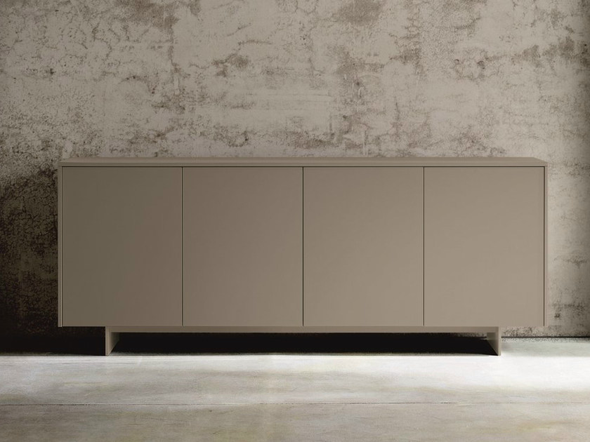 Lacquered sideboard with doors COVER by Dall'Agnese