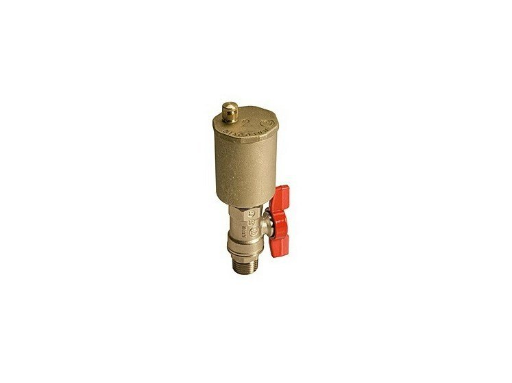 Security valve for solar heating and biogas systems Security valve by Giacomini
