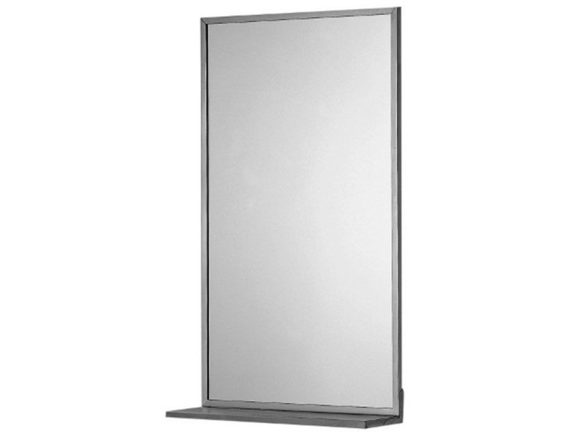 INOX | Specchio da parete