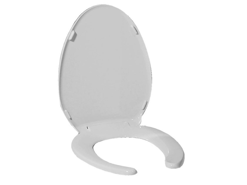 Polypropylene toilet seat 130 | Toilet seat by Ponte Giulio