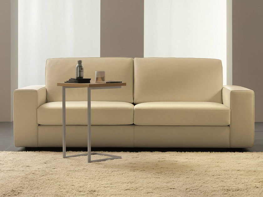 2 seater leather sofa EMOTION | 2 seater sofa by Dall'Agnese