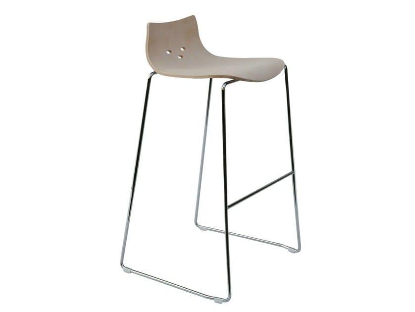 Verona sgabello by brunner design wolfgang c r mezger
