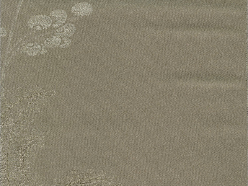 Cotton fabric with floral pattern BOADHAM 01 by KOHRO