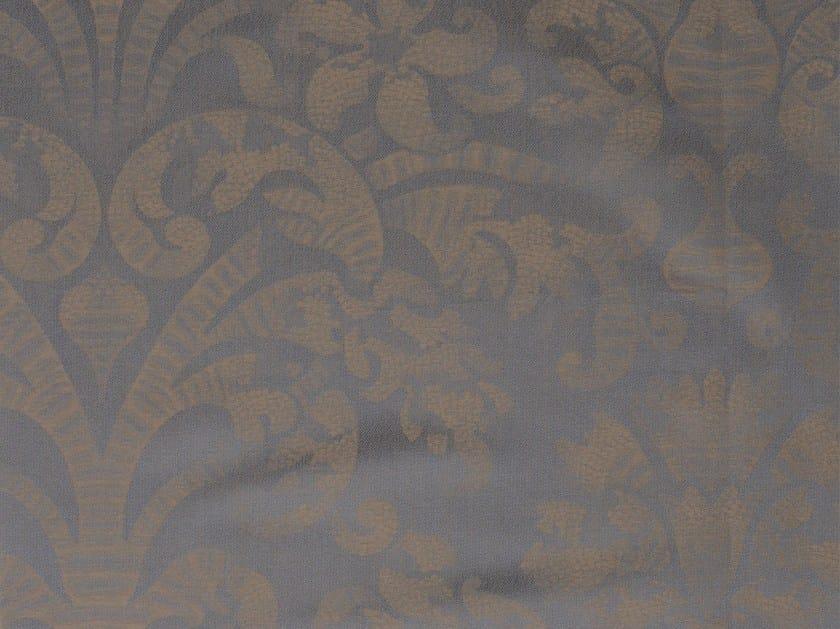 Damask cotton fabric GALUCHAT by KOHRO