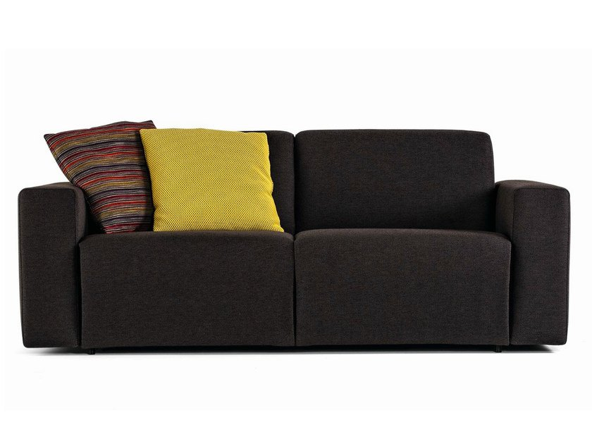 Fabric sofa bed COOPER | Upholstered sofa bed by prostoria Ltd