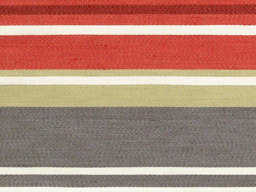 Striped fabric CARIOCA 4 by KOHRO