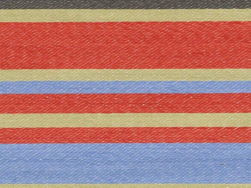 Striped fabric CARIOCA 3 by KOHRO