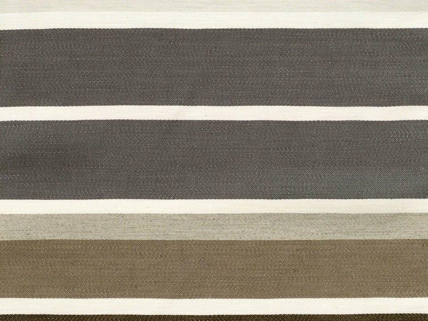 Striped fabric CARIOCA 5 by KOHRO