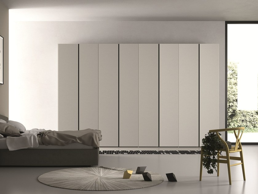 Lacquered wardrobe EMOTION 9 by Dall'Agnese