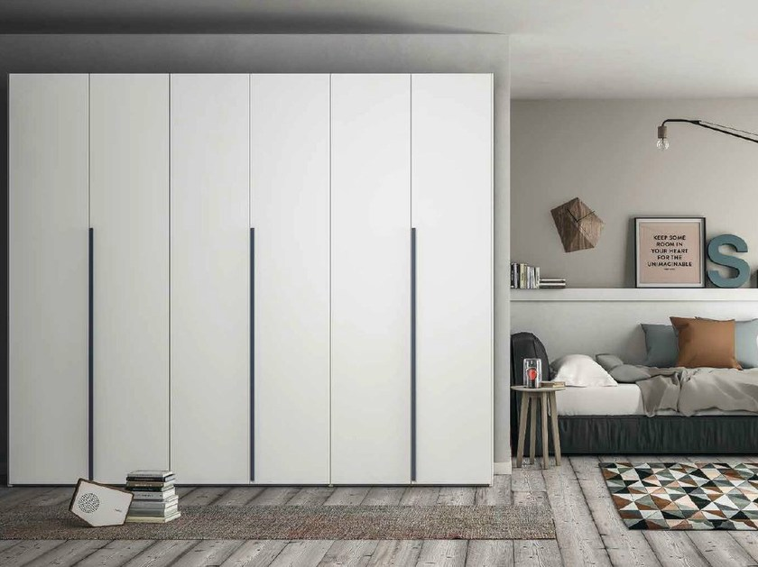 Lacquered wardrobe EMOTION 11 by Dall'Agnese