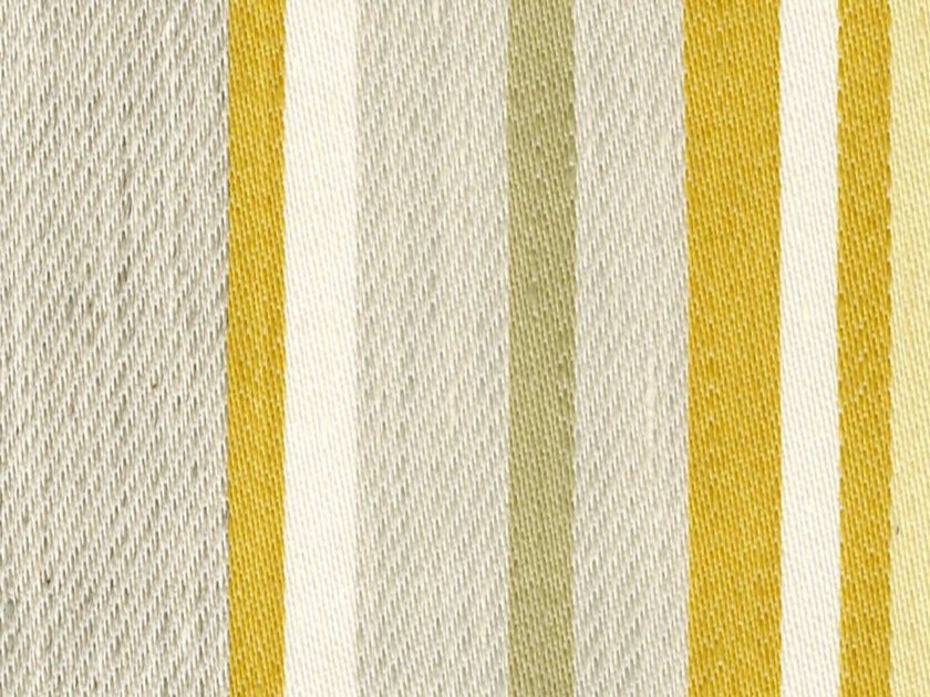 Striped fabric TOBAGO by KOHRO